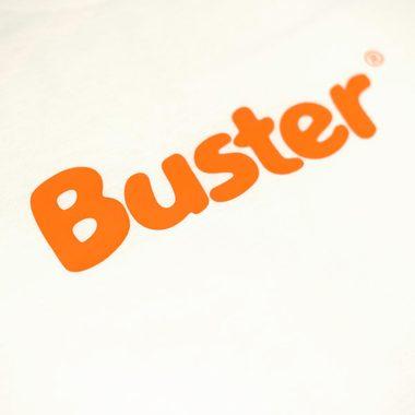 Buster paita, valkoinen