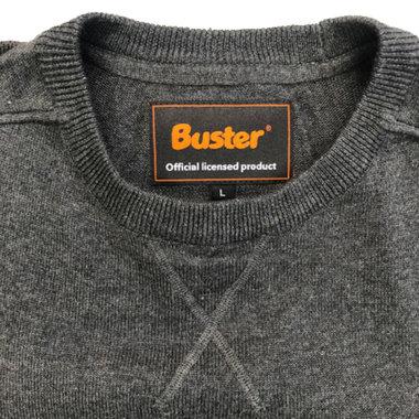 Buster neulepaita, harmaa